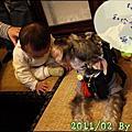 2011/02 基隆與阿基里斯家