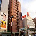 住宿~三交INN HOTEL(名古屋車站前)