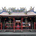 廟宇巡禮四十:艋舺清水巖(祖師廟)