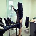 2013珠寶編織+金屬蕾絲9月研修花絮