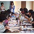 2009珠寶編織美式風格研修課花絮