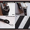 NAPPA真皮相機細背帶(2.6CM寬版)