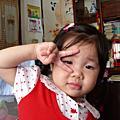 妍妍兩歲生日