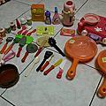 手做兒童廚具