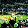 桃園看棒球