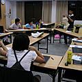 2007/10/03 社課:炭筆素描