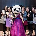 2013-11-16 詹凱傑 劉宜芳 訂結@ 中和環球華漾