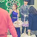 2014-01-05 Josh & Karen @晶宴會館民權店