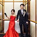 [婚禮紀錄] 國源 &雯馨 Wedding Ceremony@台北福容芙蓉廳