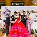 [婚禮紀錄] KuoKuo & Chun 文定晚宴@台中僑園大飯店