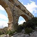 20080412 蜜月-Uzes & Pont du Gard