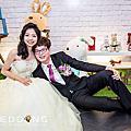 【小蜜蜂婚禮紀錄 嘉義婚攝蜜蜂】振宇&珈嘉 喜多多國際宴會廳