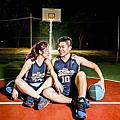 智彬&雯婷 中正大學籃球篇【小蜜蜂婚禮紀錄 嘉義婚攝蜜蜂】