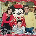 2013香港迪士尼聖誕四日