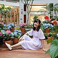 台北101 Dream Garden + 貴婦百貨春彩時上漫遊外拍