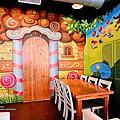 【美食/高雄】新崛江附近吃什麼 ♡ 有如走進童話世界般的夢幻餐廳_童話義大利麵