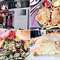 【旅遊/韓國食】在韓國也能享受歐洲風情Brunch ♡ 梨泰院商圈