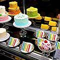 【旅遊/韓國食】現代百貨在東大門開幕啦! ♡ 這裡居然吃得到中式火鍋+超夯彩虹蛋糕
