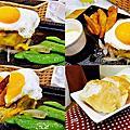 【高雄美食/新興區】當蛋黃愛上漢堡肉 ♡ 密特先生Mr. Meat