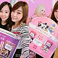 【活動/美妝】日本狂銷累積300萬支的眉毛睫毛專屬保養液 ♡ ANGFA 限量迪士尼版新品發表會
