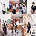 【穿搭】小香風穿搭 ♡ 時尚一週間黑白色系LOOK
