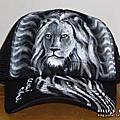 20080328-自由創作-白色獅子(送人了)