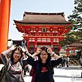 20130405-日本京都DAY5-錦市場豆乳甜甜圈/伏見稻荷大社/拉麵小路