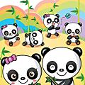 200905-中華電信MOD/動物園-團團圓圓到你家-看版設計