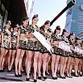 巨砲連隊 50位性感女兵