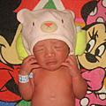 寶寶滿月前照片