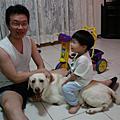 [2006/11/12]阿笨1歲9個月生活照