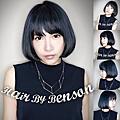 【女生男生最愛髮型】西門町東區尚洋髮型班森為您變美麗