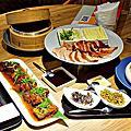 台北東區美食-享鴨-烤鴨與中華料理(捷運忠孝復興站)
