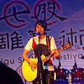 ╭♡2011-08-06台南七股鹽雕藝術祭★╮