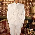 男士白西裝[]:適用於婚紗拍攝、演出