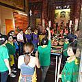 2013台中烏日區陳家中壇元帥蒞臨大灣觀音廟參香