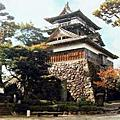 日本戰國的名城