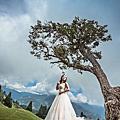 新娘獨照3