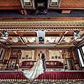 [自助婚紗攝影]成果4-婚紗照@英國建築風格