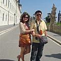 奧捷蜜月之行-Day 7庫納穫拉人骨教堂-聖塔芭芭拉教堂-維也納音樂會