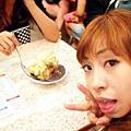 2009 ♥ 5/31 士林快炒 & 紅豆抹茶冰