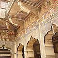 印度 India(3)壁畫區