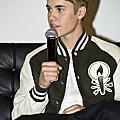 Justin Bieber London Playback