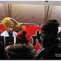 神戶光之雕刻kobe Luminarie