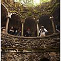 [葡萄牙|辛特拉Sintra一日遊。Quinta Da Regaleira雷加萊拉宮]