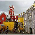 [葡萄牙|辛特拉一日遊。佩納宮/摩爾人城堡/羅卡角]