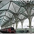 [葡萄牙自助|里斯本。Lisbon Gare do Oriente東站。東區散策]