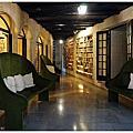 [葡萄牙自助|Obidos歐比多斯 下。複合式書店與餐廳]