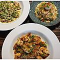 [台中|西區。融入台灣特色的義大利麵 吃。東西]