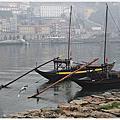 [葡萄牙自助 波多(波爾圖)Porto。杜羅河谷一日遊。迷霧中的遊船]